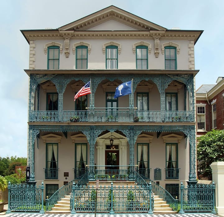 John Rutledge House Inn: Wine + Food Gastronome Package