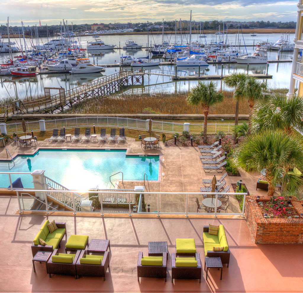 Courtyard Charleston Waterfront | The Eat Well, Sleep Well Package: Friday